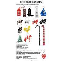 Bell door hangers - Spaniel