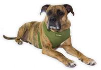 Mesh Dog Harness Vests - Olive Ultra Comfort
