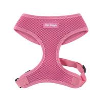 Mesh Dog Harness Vests - Pink Ultra Comfort