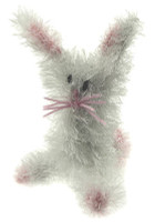 Dog Toy - Bunny Squeaky Toy