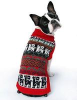 Alpaca Dog Sweater - Crazy Llama
