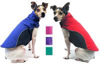 All Weather Apex Nylon Dog Jacket - Emerald Green Size 12