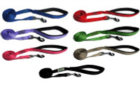 American River Cushion Grip Nylon Dog Leashes