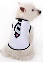 Necktie Dog Tank