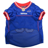 Buffalo Bills Pet Dog Jersey