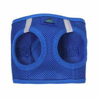 American River Choke Free Step In Dog Harness, Royal Blue 1 - 50 lbs