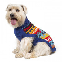 Alpaca Dog Sweater - Joyful Life