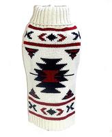 Aztec Dog Sweater