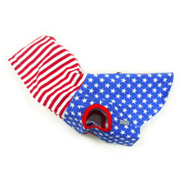 USA Patriotic Easy-D Harness Hoodie