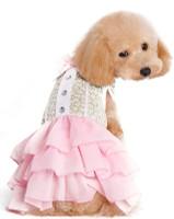 Gatsby Dog Dress