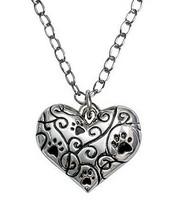 Heart Necklace - Best Friend