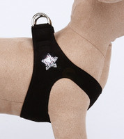 Rock Star Dog Step In Harness by Susan Lanci - 30 Colors