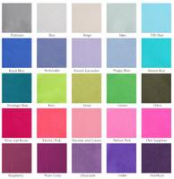 Susan Lanci Color Chart
