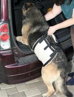 Komfy Fleece Mobility Pet Dog Sling - Small - Large Dogs