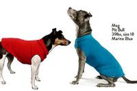 Gold Paw Stretch Fleece - Robin Blue - Discontinued