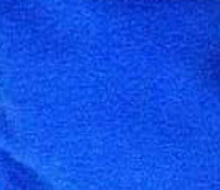 Fabric Example (Cobalt Blue)