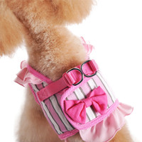 SnapGO Sweetbow Lady Dog Harness