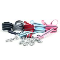4.5 ft. Matching leash (Optional)