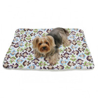 Ultra Soft Minky Monkey Dog Pajamas & Optional Blanket