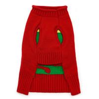 Christmas Tree Dog Sweater