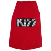 The Band KISS Dog Tees