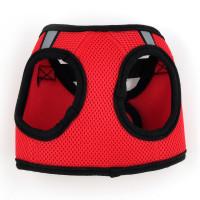 Worthy Dog Step-in Sidekick Dog Harness - Red