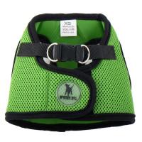 Worthy Dog Step-in Sidekick Dog Harness - Lime