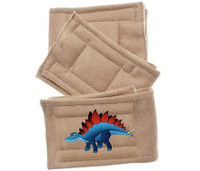 Dinosaur Peter Pads (Dog Belly Bands) - 3 Pack