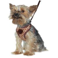 EasyGO Leopard Dog Harness