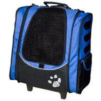 I-GO2 Escort Pet Carrier - Ocean Blue