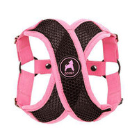 Active X Step-In Dog Harness - Pink