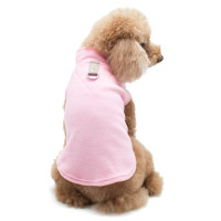 Essential Fleece Dog Vest - Pink