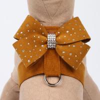 Silver Stardust Nouveau Bow Tinkie Harnesses by Susan Lanci