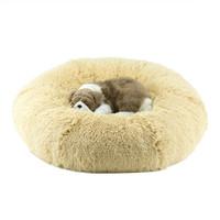 Camel Shag Dog Bed