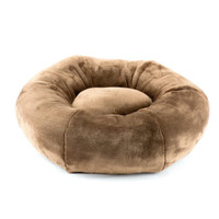 Chocolate Spa Dog Bed