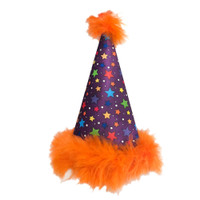 Party Time Circus Stars Dog Hat