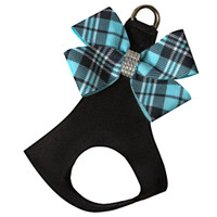 Scotty Tiffi Blue Nouveau Bow Step In Harness