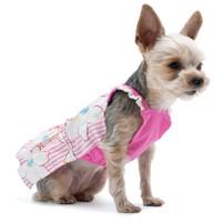 Summer Flower Dog Dress