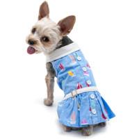 Summer Beach Dog Dress