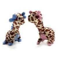Giraffe Safari Baby Pipsqueak Puppy Dog Toy