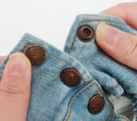Puppy Angel Denim Vintage Washed Overalls
