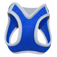 DOCO Athletica Quick Fit V Mesh Pet Dog Harness - Blue