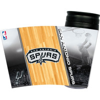 San Antonio Spurs Acrylic Tumbler w/ Lid