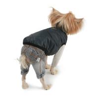 Puppy Angel Geolgine HQ Washed Denim Pants - Lt Gray