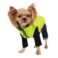 Puppy Angel Geolgine HQ Washed Denim Pants - Navy Blue