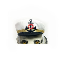 Captains Pet Dog Cap