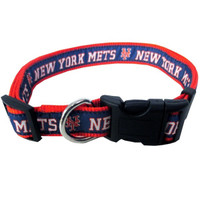 New York Mets Pet Collar