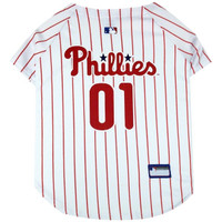 Philadelphia Phillies Pet Jersey - XXL
