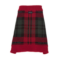 Pendleton MacCormick Tartan Plaid Dog Sweater Dress