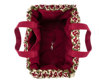 Falling Leaves Luxury Dog Purse / Carrier